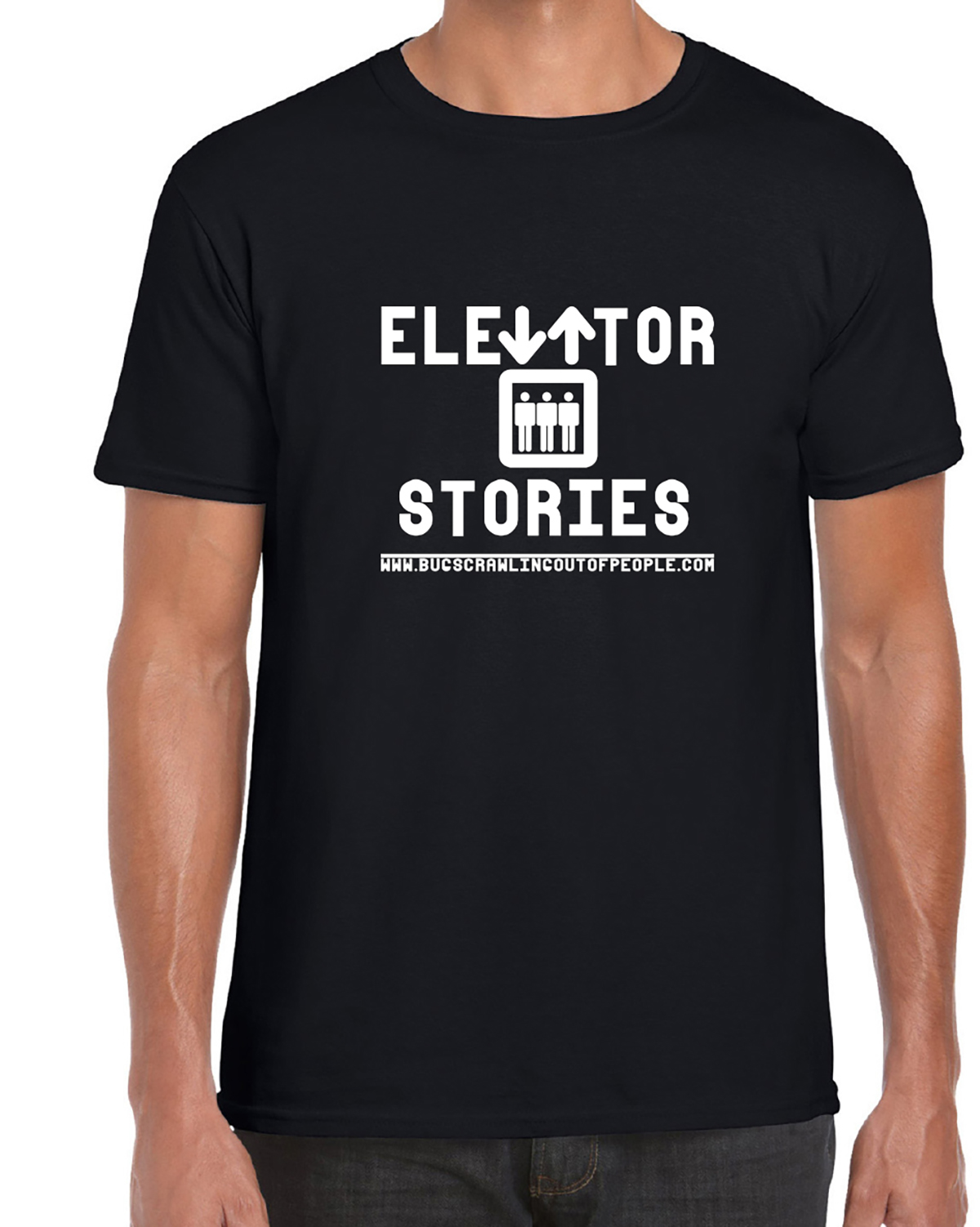 Elevator Stories T-Shirt